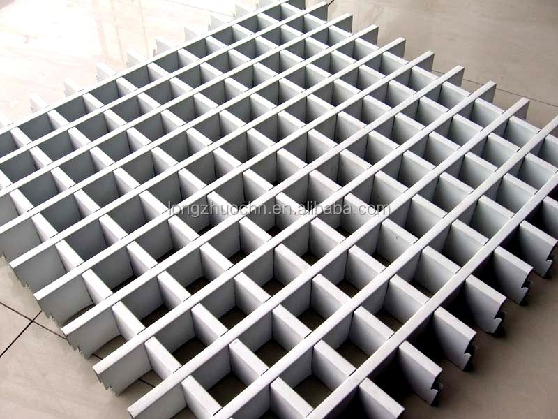 Grid Ceiling Return Air Grille : High quality egg crate type return air grille plastic
