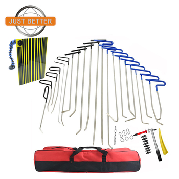 Buying A Car With Hail Damage >> 42pcs Pdr Rods Dent Remover Tools Dent Repair Tools Pdr Tools Kit Hail Damage Removal Car Ding Dent Repair Rod Hook Buy 42pcs Pdr Rods Dent Remover