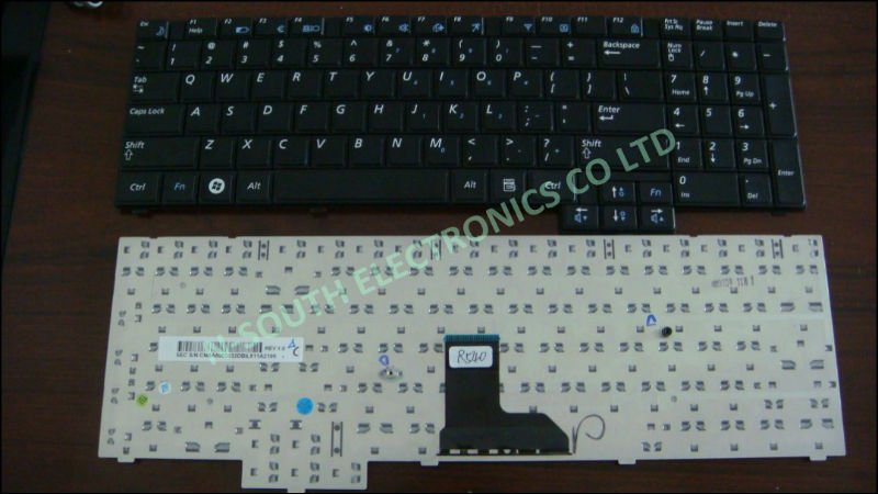 Brand new for Samsung R530 us laptop keyboard