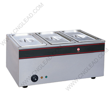 Kitchen Equipment table top electric cold bain marie