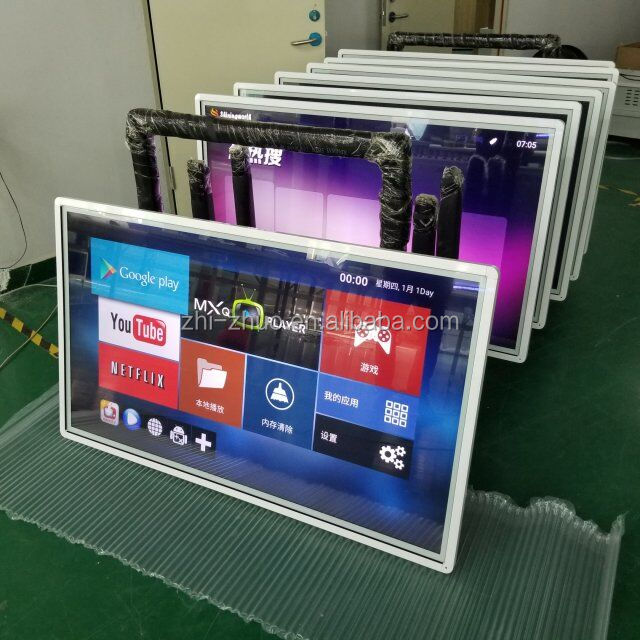 High Brightness LCD Display for Wall Advertising LCd Video Display Screen