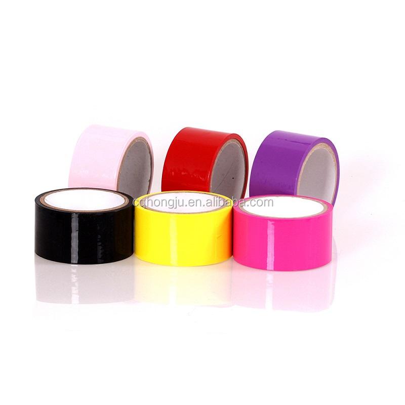 Breathable bondage tape