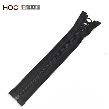 Common Applicable to all kinds of black open end Nylon zipper