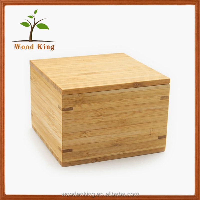 Processing Customized Natural High-Grade Solid Wooden The Family Pack Bulk PuEr Tea Tea Caddy Jewelry Wood Packing Box