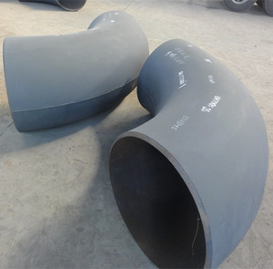 astm a420 wpl6 dn100 carbon steel a105 90 degree pipe price per ton weld elbow