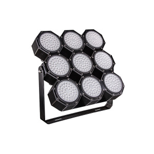 High mast light Super bright 840W LED SPOTLight For Football Stadium Golf Course