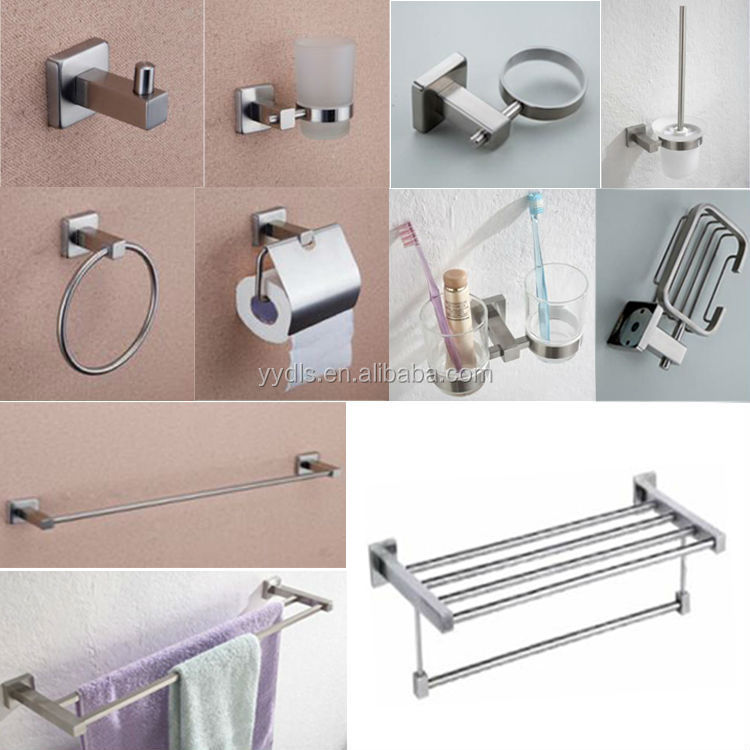 Stainless Steel Bathroom Accessory Bathroom Fittings Sanitary Ware Buy Bathroom Accessory