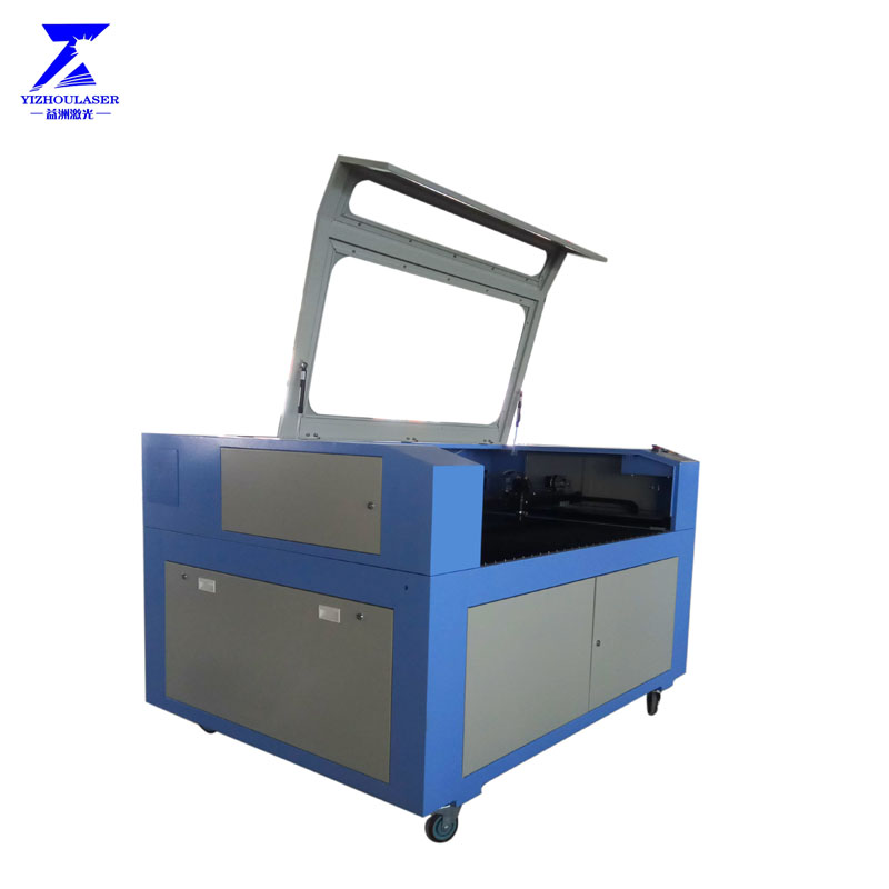 Jq 1390 100w laser machine for cutting and engraving