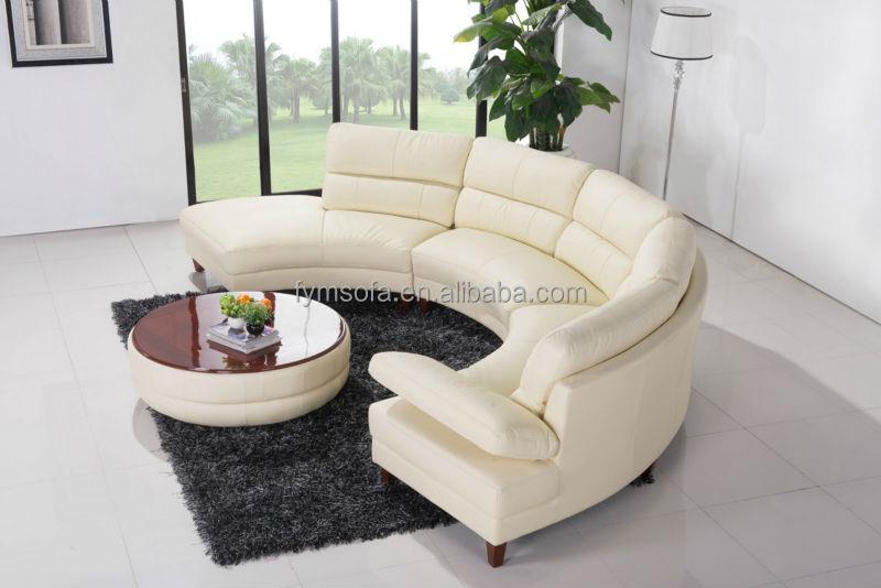 amerikaanse gevouwen slaapbank woonkamer meubels met ronde tafel