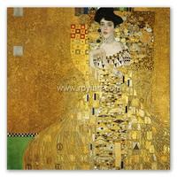 Gustav Klimt reproduction oil painting of Portrait of Adele Bloch-Bauer I