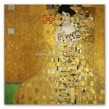 Gustav Klimt Reproduction Peinture À L'huile