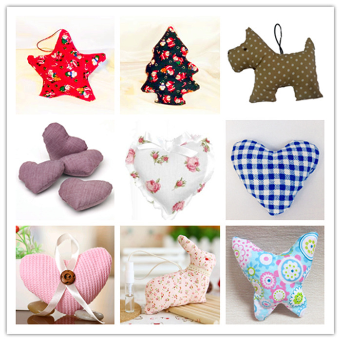 new products heart aroma bag