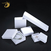 Custom Logo Printed Gift Packaging Boxes Design Packing Jewelry Paper Box