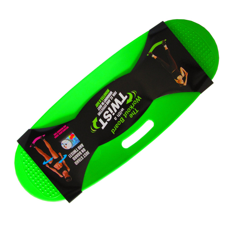 Whole-body exercise color customised ABS Twist Yoga Board