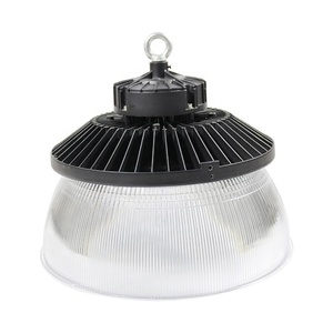 36000lm VANPLEX 240W 150LM/W LED round led high bay light fittings optional for warehouse lighting