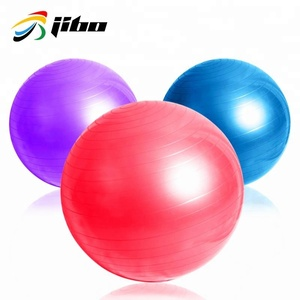 Gym Utility Pilates Balance Anti-slip Pvc Yoga Balls for Fitness Training