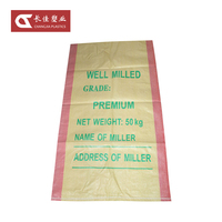 50kg polypropylene woven bags for feed/packaging bags with high-capacity