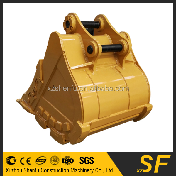 Can be cutomized heavy duty rock excavator bucket xinghao,dig bucket for excavator