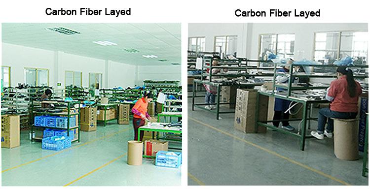 Custom merk ONS standaard maat 100% real carbon fiber auto nummerplaat frame