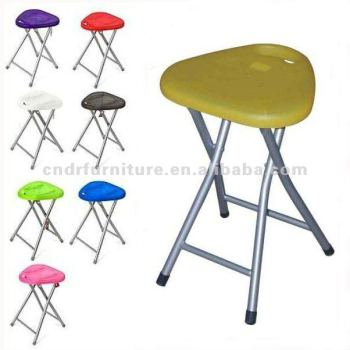 portable triangle plastic seat folding stool folding chair  sc 1 st  Alibaba : portable folding stool - islam-shia.org