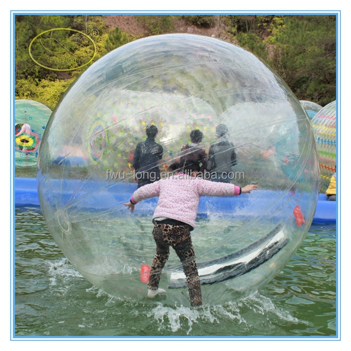 Fwulong Human Sized Hamster Ball/water Walking Ball/water Ball ...