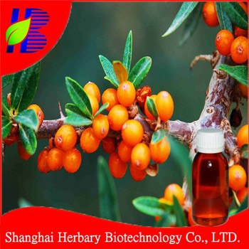 2020 Pure Nature Seabuckthorn Berry Oil For Herbal Cosmetic Products