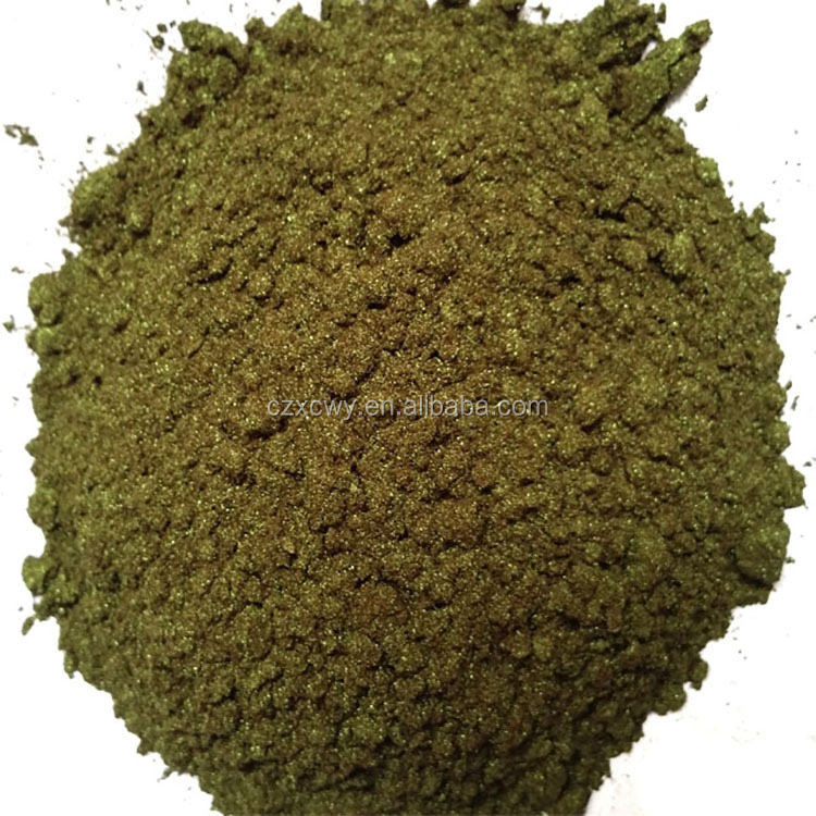 Appearance Shining Dark Fluffy Green Even Powder rhodamine b dye