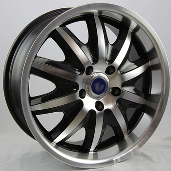 17 Inch Deep Dish Car Wheels Sport Rim, 5x114.3 Wheel Rims On Sale