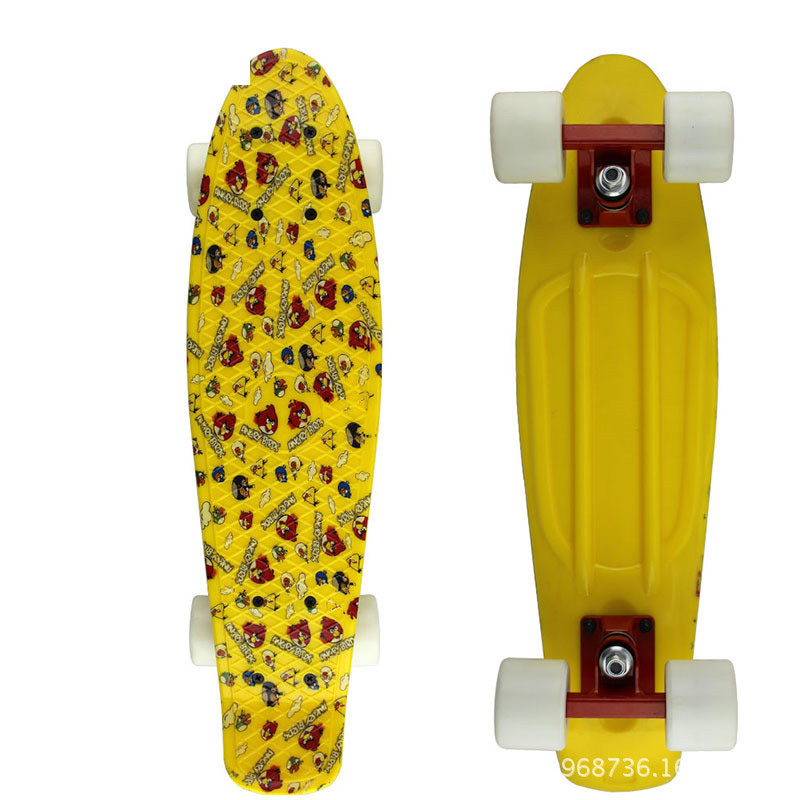 Economic and Reliable 3.5'' Aluminium Truck mini cruiser longboard price