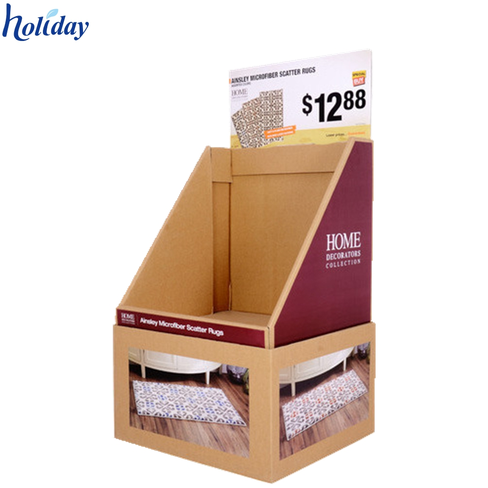 Custom Cardboard Business Card Display Rack Custom Cardboard