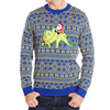 Yellow Christmas jumpers