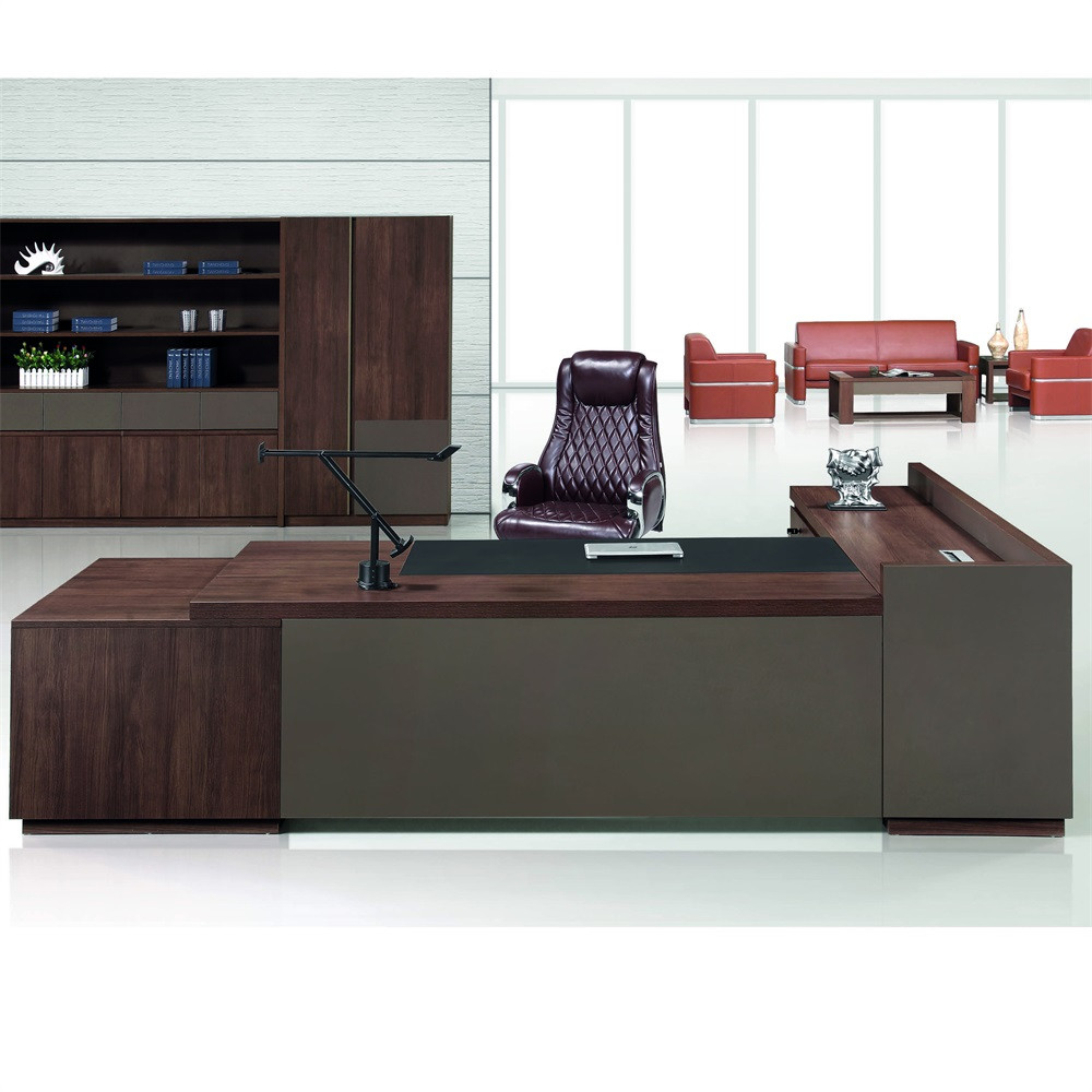 modern luxury executive office desk furniture for ceo office using rh alibaba com boss office furniture crystal lake il boss office furniture crystal lake
