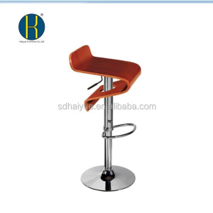 bent wood high seat bar stools , stools