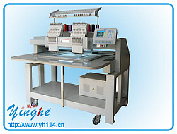 multi needle used single head embroidery machine