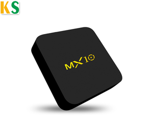 2018 Hotsale android 8.1 tv box MX10 4gb 32gb RK3328 chip tv box smart box MX 10 android media player