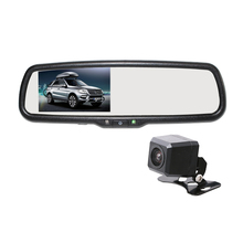 Car Rear View Camera Parking Monitor System Car dvr Rearview Mirror