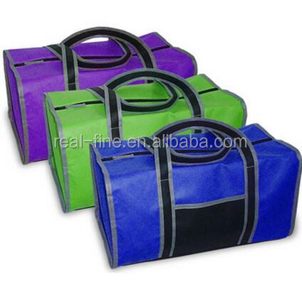 Promotional Nonwoven Duffel Bag weedend travel bags
