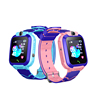 Children smart watch phone with camera GPS track kids wrist band watch