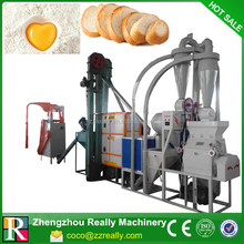 High quality and best price used flour mill wheat flour mills for sale
