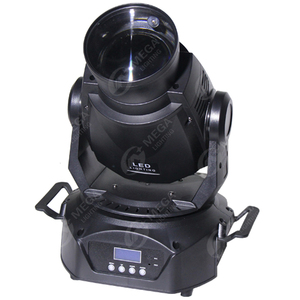 High brightness 75w led beam moving head projector light with rotating prism
