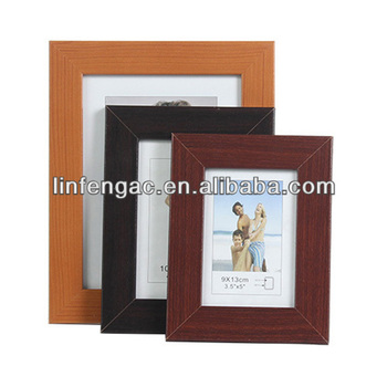 Different Sizes Cheap Wooden Photo Picture Frame Wholesale Buy