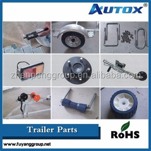 Trailer Parts Use trailer fender