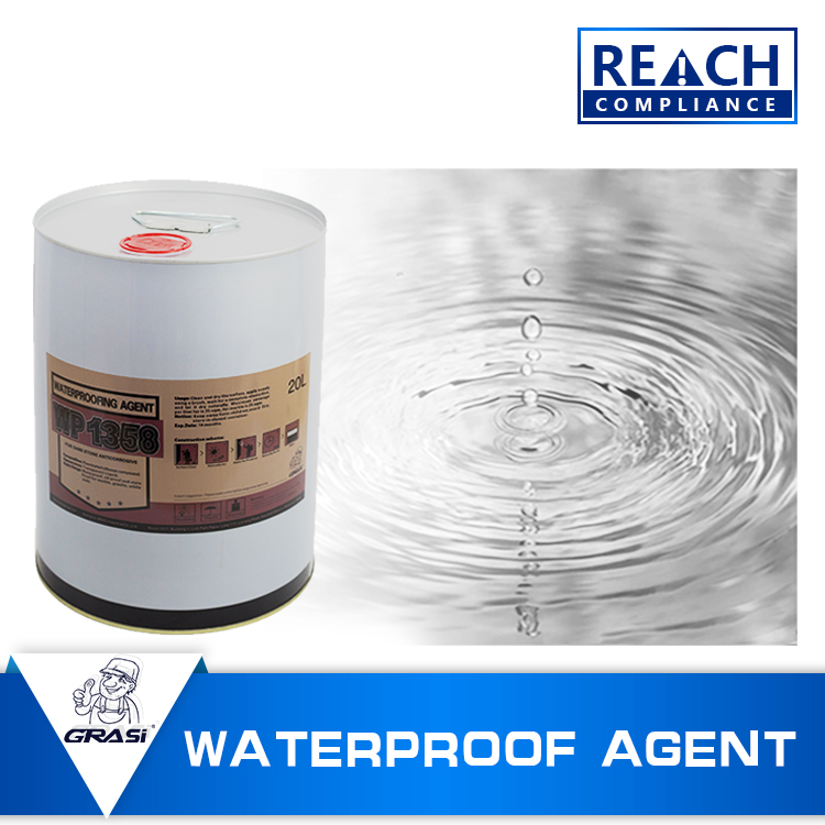 WP1358 solvent based super hydrophobic for stone marble anti- oil agent