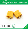 rc plug battery XT60 gold plated connectors with male female jacks