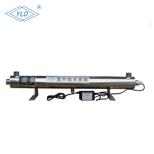 UV Disinfection 6 GPM UV Sterilizer for Water Purification