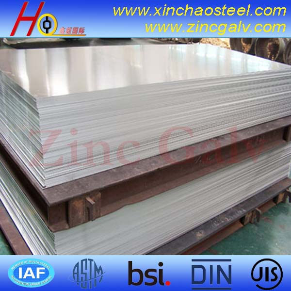 JIS g3302 galvanized carbon steel foil coil and sheet