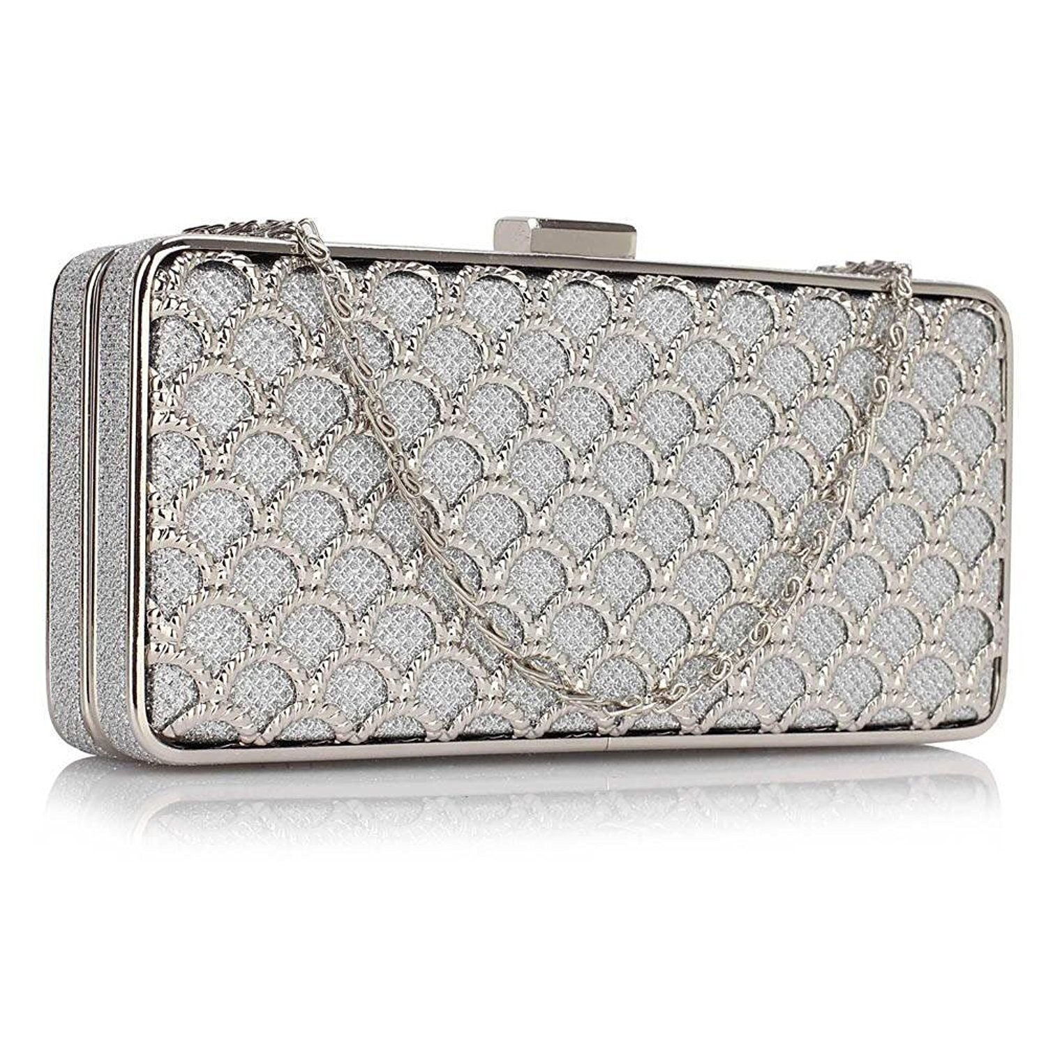 07cf84de97 Get Quotations · Clutch Bags For Women Womens Clutch Bags Ladies Crystal  Evening Prom Party Wedding Bags