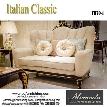 YB70 1 Foshan Luxury Sofa Sets Living Room Furniture Italy Design