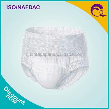 d1f8a4fc4c5c Productos para la incontinencia blanco impreso adulto Braga pañal elástico