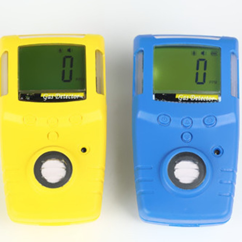 Chemical Fertilizer plant security usage NH3 gas concentration detector gas leak detector with sound and light alarm